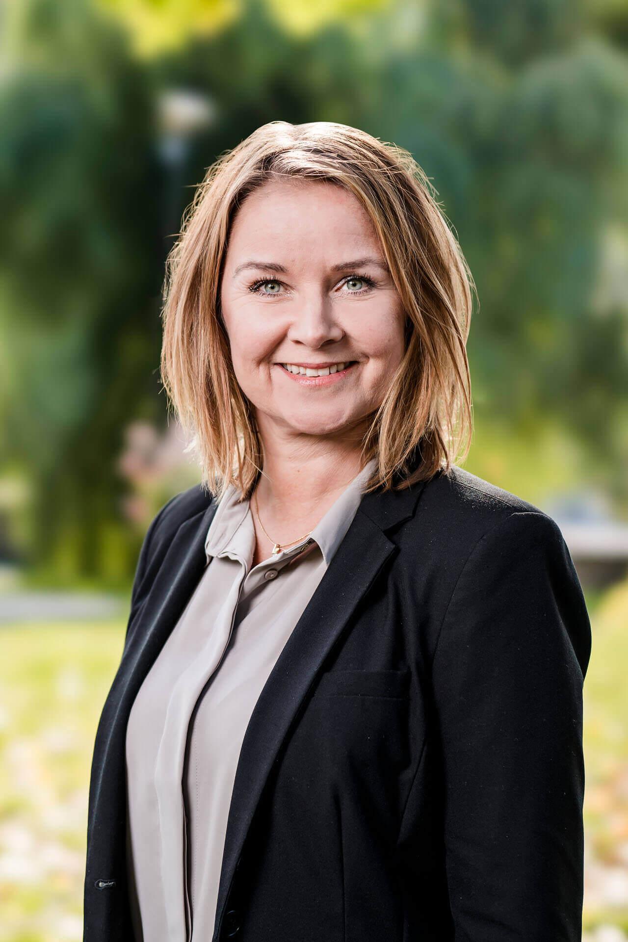 Pernilla Blomé